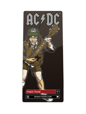 FiGPin AC/DC: High Voltage Angus Young