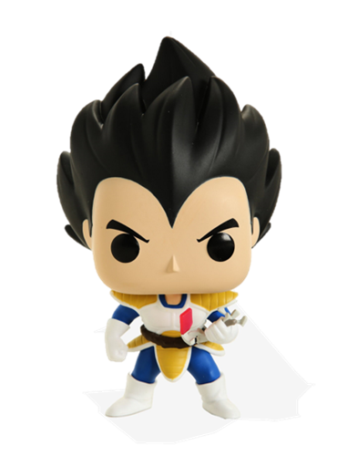 Funko Pop! Animation Vegeta (OVER 9000!) Icon