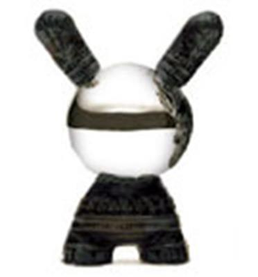 "Kid Robot 8"" Dunnys Crystal Ball (Black)"