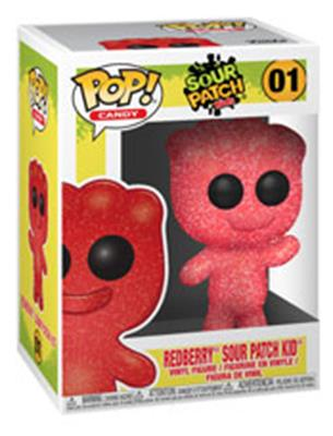 Funko Pop! Candy Redberry Sour Patch Kids Stock
