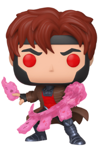 Funko Pop! Heroes Gambit with Cards