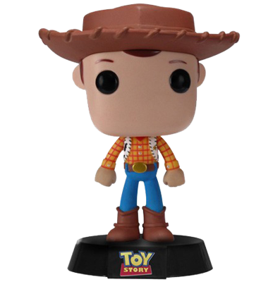 Funko Pop! Disney Woody (Bobble Head)