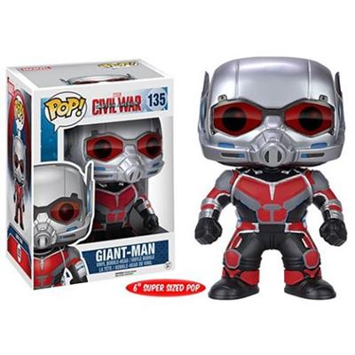 Funko Pop! Marvel Giant-Man (Civil War) Stock Thumb