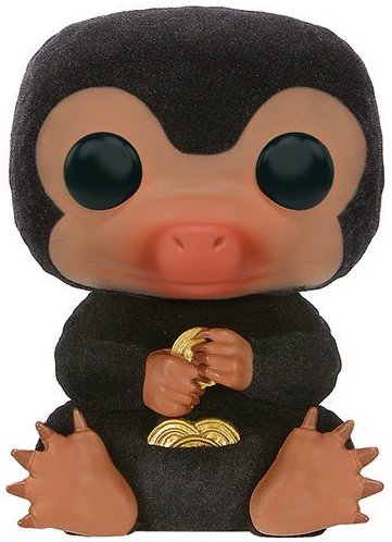 Funko Pop! Fantastic Beasts Niffler (Flocked)