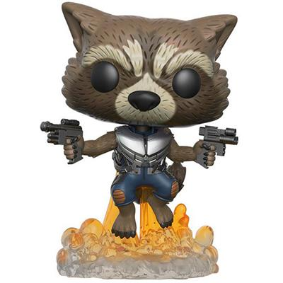 Funko Pop! Marvel Rocket (Vol. 2) (Jetpack)