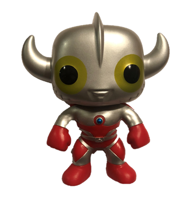 Funko Pop! Asia Father of Ultra Icon