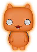 Funko Pop! Animation Catbug (Glow) - Orange