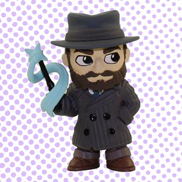 Mystery Minis Fantastic Beasts