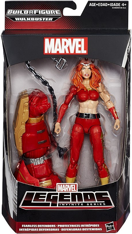 Marvel Legends Hulkbuster (Infinite Series) Thundra
