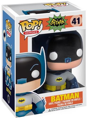 Funko Pop! Heroes Batman (TV) Stock