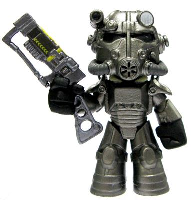 Mystery Minis Fallout Brotherhood of Steel Icon