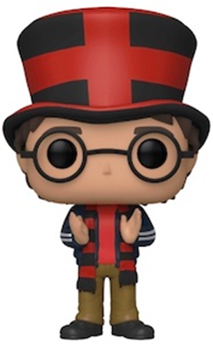 Funko Pop! Harry Potter Harry Potter at World Cup