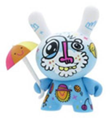 Kid Robot Special Edition Dunny Rainy Day Stock
