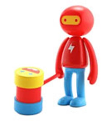Kid Robot Blind Boxes Acid Sweeties The Judger Icon