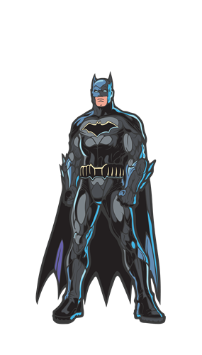 FiGPin DC Comics: Rebirth Batman