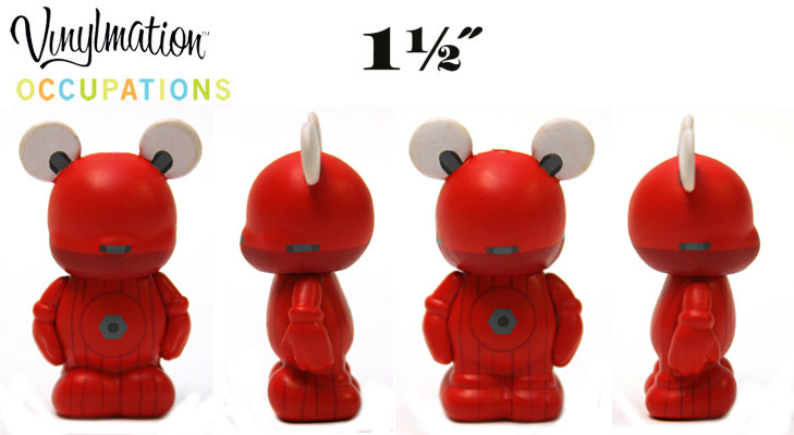 Vinylmation Open And Misc Occupations Jr. Hydrant