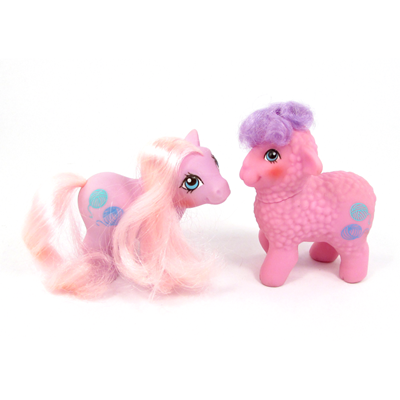 My Little Pony Year 07 Baby Fleecy and Baby Woolly