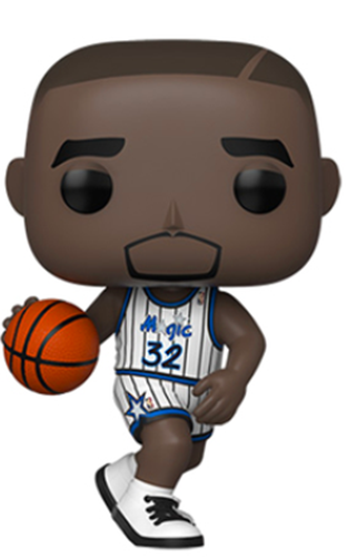 Funko Pop! Sports Shaquille O'Neal (Magic Home Jersey) Icon Thumb
