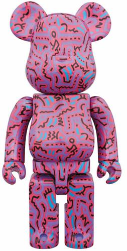 Be@rbrick Misc Keith Haring 2 1000% Icon