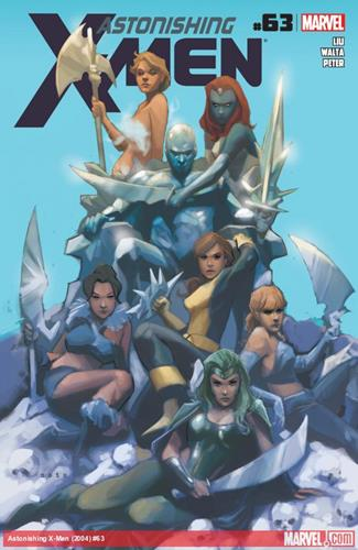 Marvel Comics Astonishing X-Men (2004 - 2013) Astonishing X-Men (2004) #63