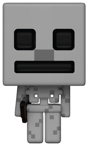 Funko Pop! Games Skeleton Icon