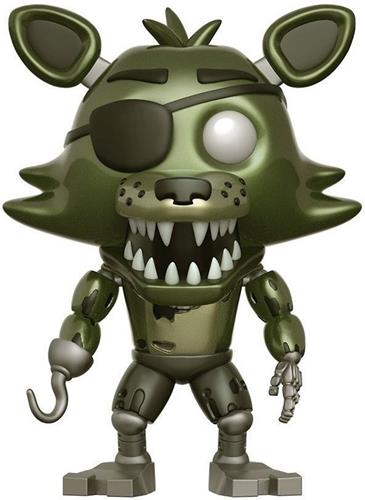 Funko Pop! Games Foxy (Phantom)