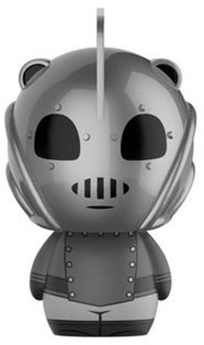 Dorbz Movies The Rocketeer (Silver) - CHASE