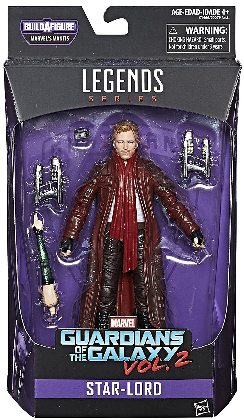 Marvel Legends Mantis Series Star-Lord