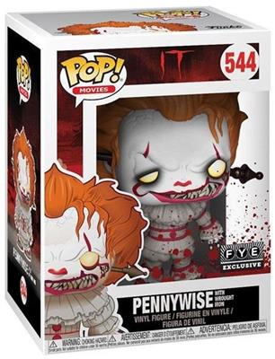Funko Pop! Movies Pennywise (Wrought Iron) Stock