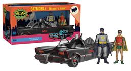 Funko - Other Action Figures Batmobile with Batman & Robin