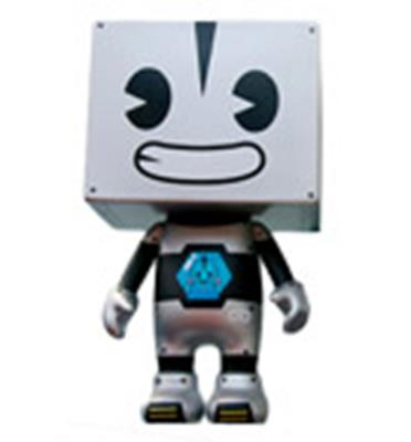 Kid Robot Art Figures Kidrobot Tofu Icon