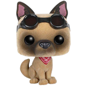 Funko Pop! Games Dogmeat (Flocked)