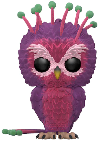 Funko Pop! Fantastic Beasts Fwooper (Flocked)