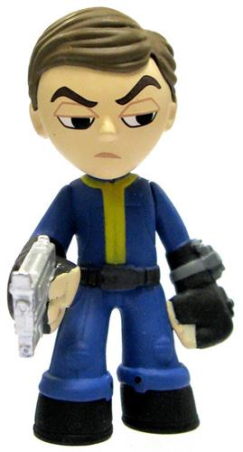 Mystery Minis Fallout Male Vault Dweller Stock