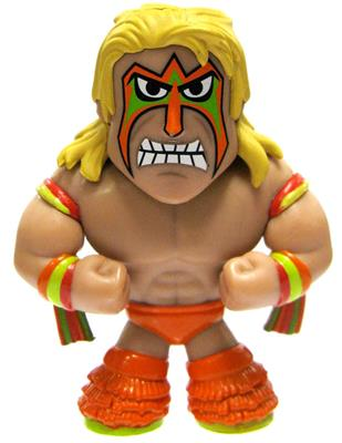 Mystery Minis WWE Series 1 The Ultimate Warrior
