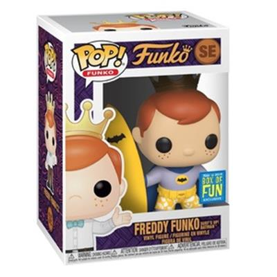 Funko Pop! Freddy Funko Freddy Funko Surf's Up! Batman