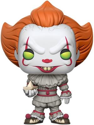 Funko Pop! Movies Pennywise (w/ Boat) Icon