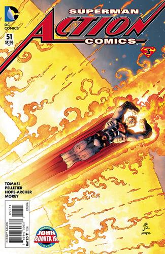 DC Comics Action Comics (2011 - 2016) Action Comics (2011) #51A Icon