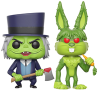 Funko Pop! Animation Mr. Hyde & Bugs Bunny