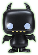 Funko Pop! Uglydoll Ninja Batty Shogun (Glow) - CHASE
