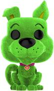 Funko Pop! Animation Scooby-Doo (Flocked) - Green