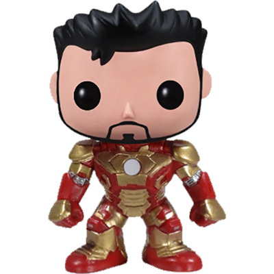 Funko Pop! Marvel Tony Stark Icon