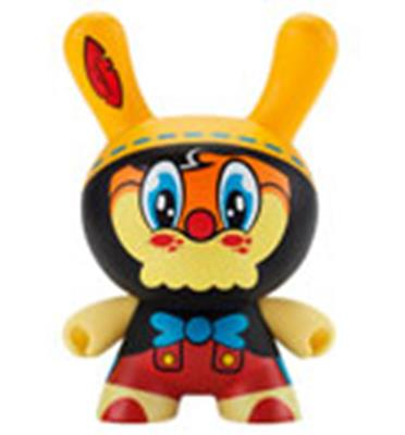 "Kid Robot 8"" Dunnys No Strings On Me"