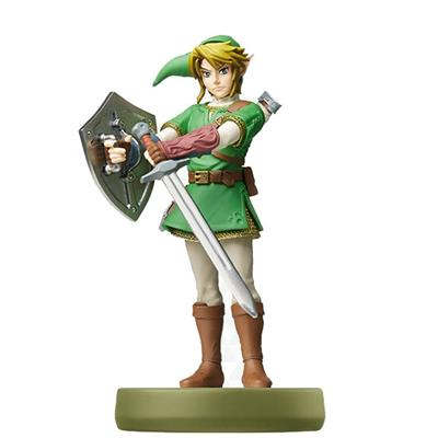 Amiibo The Legend of Zelda Link (Twilight Princess)