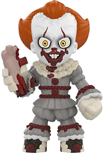 Mystery Minis IT Pennywise w/ arm Icon