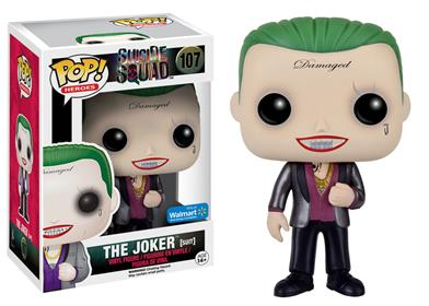 Funko Pop! Heroes The Joker (Suicide Squad) (Suit) Stock