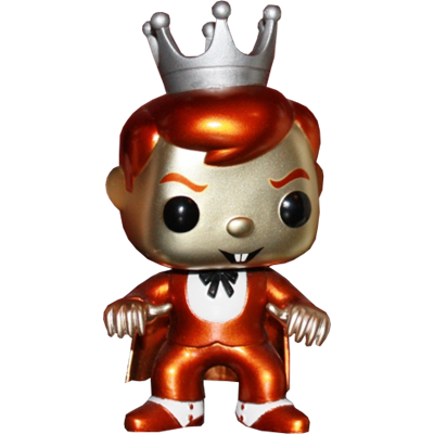 Funko Pop! Freddy Funko Count Chocula (Metallic)