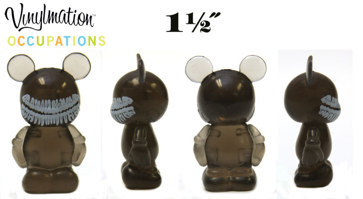 Vinylmation Open And Misc Occupations Jr. X-Ray Smile