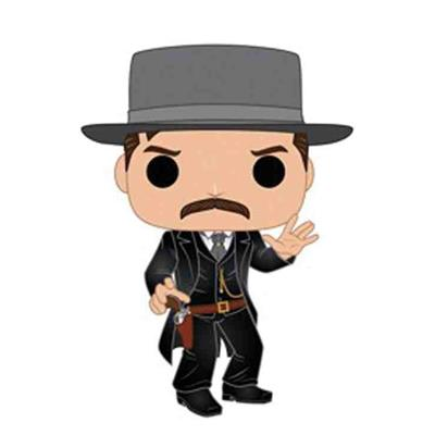 Funko Pop! Movies Morgan Earp