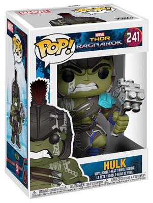 Funko Pop! Marvel Hulk (Gladiator) Stock Thumb